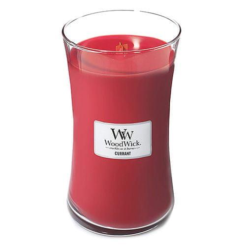 Woodwick Svíčka oválná váza WoodWick, Rybíz, 609.5 g