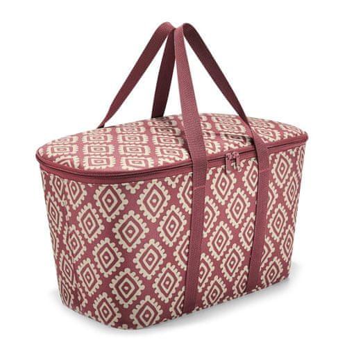 Reisenthel Chladicí taška , Růžová s diamanty | coolerbag