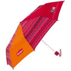 Scout Deštník skládací , průměr 90 cm - tři koníci
