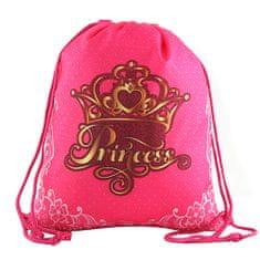 Target Docelowa torba sportowa, Księżniczka, kolor różowy
