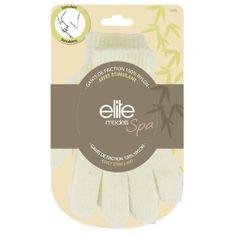 Elite Models 2pcs masažne rokavice , 18cm, najlonsko vlakno