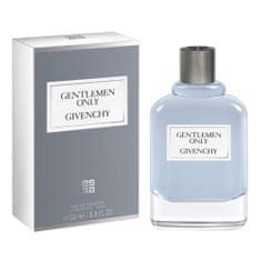 Givenchy Toaletní voda , Gentlemen Only, 100 ml