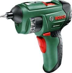 Bosch akumulatorski vijačnik PSR Select + 12 vijačnih nastavkov (0603977021)