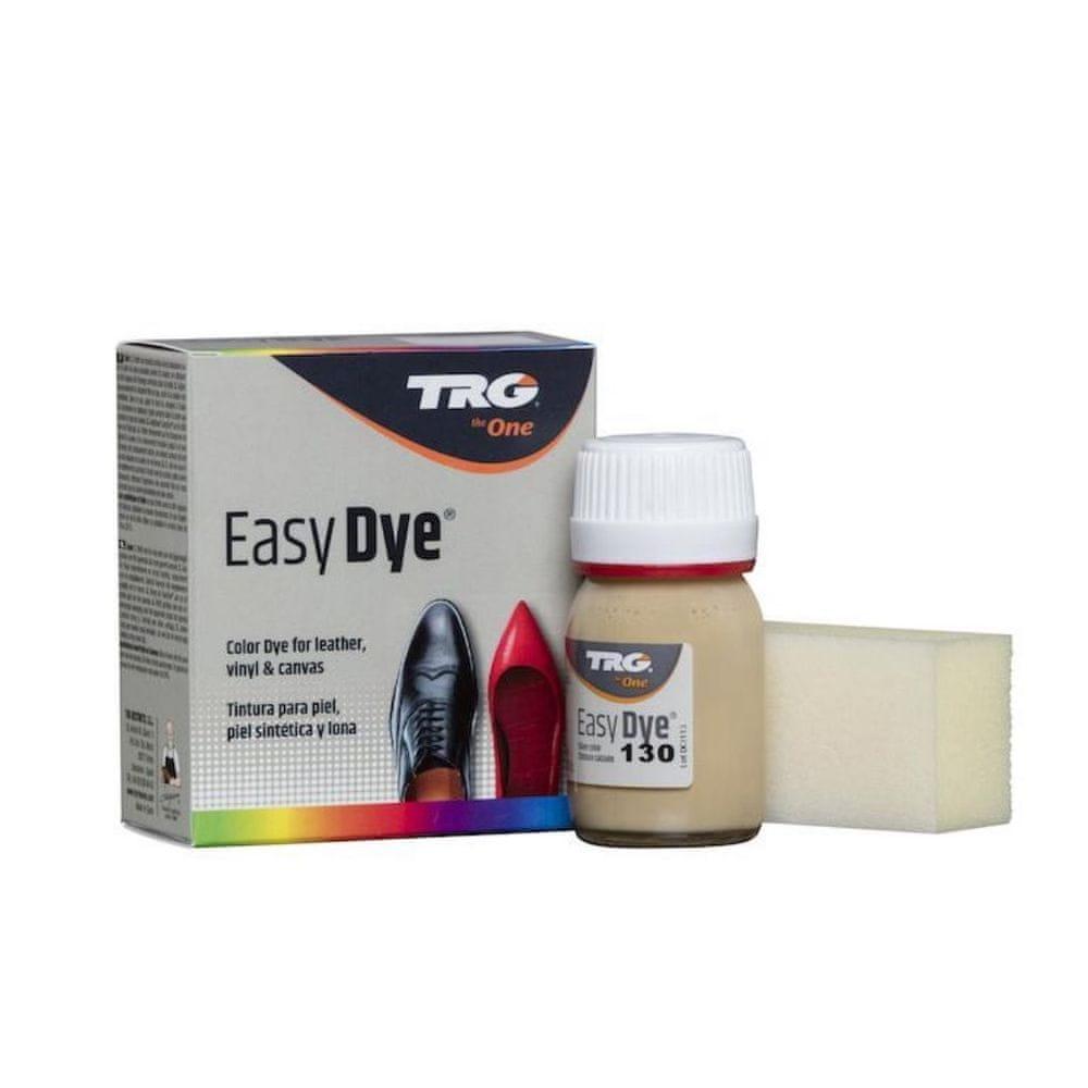 TRG One Barva na kůži, koženku a obuvnické plátno EasyDye - Béžová 130 Beige