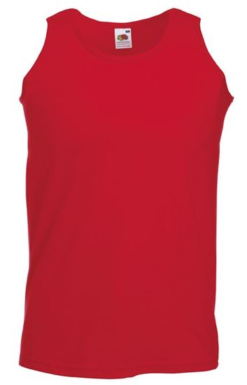 Fruit of the Loom Pánské tílko Valueweight Athletic Vest