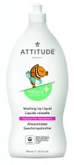 Attitude Mosogatószer gyermekek számára illat nélkül 700 ml