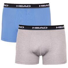 Head 2PACK pánske boxerky viacfarebné (871001001 277) - veľkosť L