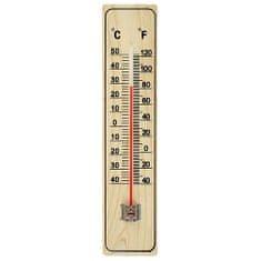 Portoss TMM 032 leseni stenski termometer