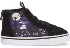 Vans otroški čevlji TD SK8-Hi Zip, 22, črni