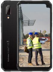 iGET Blackview GBV6100, 3GB/16GB, Black - rozbaleno