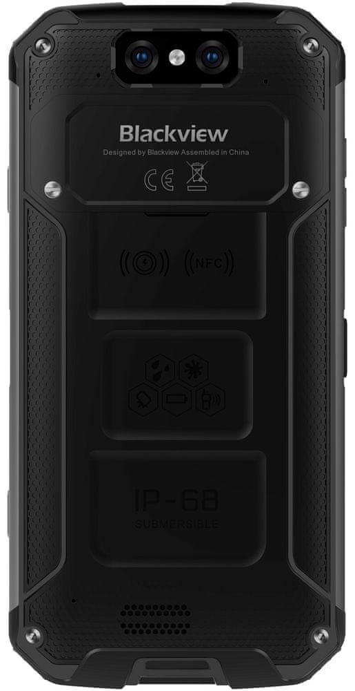 iGET Blackview GBV9500 Plus, 4GB/64GB, Black