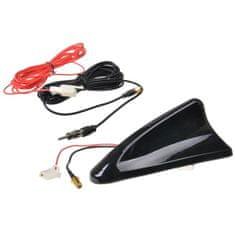 Automax Antena střešní SHARK černá