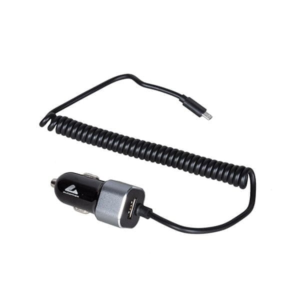 Automax Nabíječka telefonu Micro USB 12/24V, 2,4A