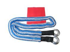 Automax Ťažné lano s karabínou 2,1 t - pružné