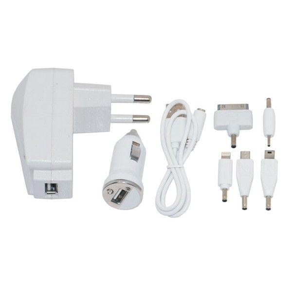 Automax Nabíječka univerzální telefonu 12/24/230V
