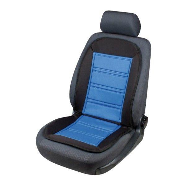 Automax Potah na sedadla vyhřívaný 12V modrý