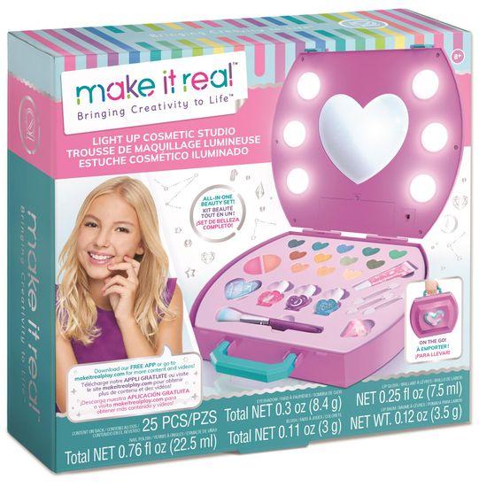 Make It Real Svietiace kozmetické štúdio