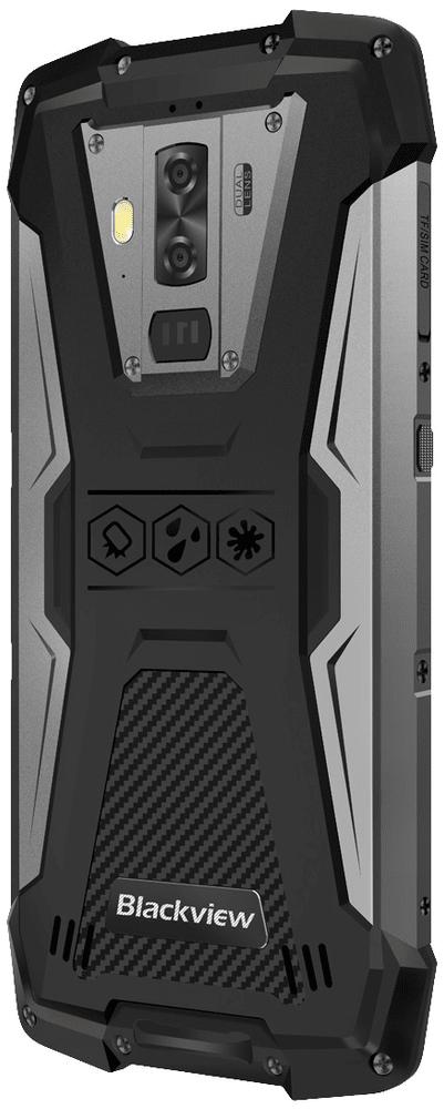 iGET Blackview GBV9700 Pro, 6GB/128GB, Black - rozbaleno