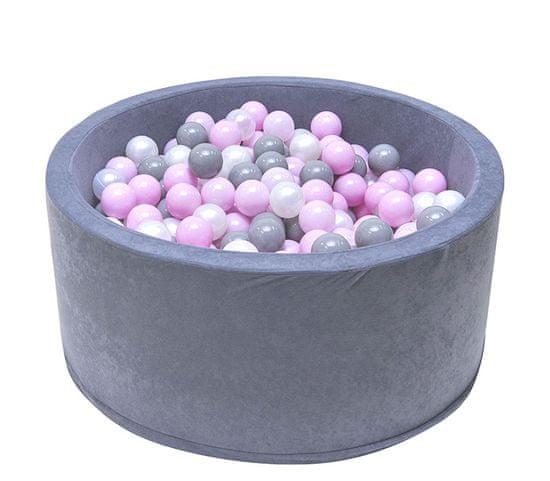 Aga Suchy Basen z piłeczkami 90x40 - 200 piłeczek 884