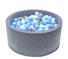 Aga Suchy Basen z piłeczkami 90x40 - 200 piłeczek 839