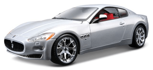BBurago 1:24 METAL KIT Maserati Gran Turismo