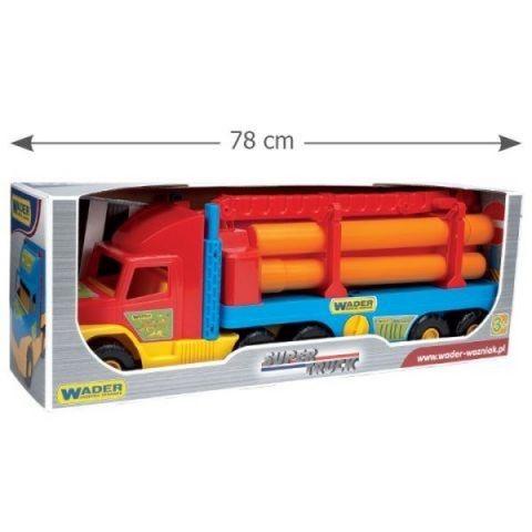 Wader WADER -Stavební super truck