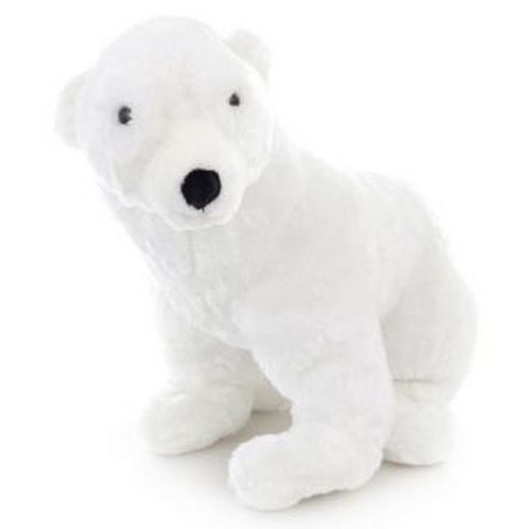 Lamps Plyš Lední medvěd 51 cm