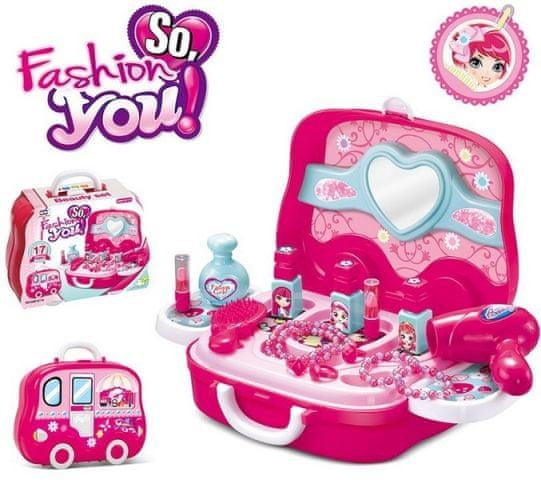 Buddy Toys Kosmetický kufřík - auto