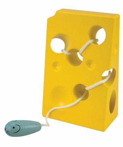 Woody Woody Provlékadlo Sýr s myškou