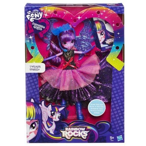 My Little Pony Hasbro My Little Pony Equestria Girls Módní Twilight Sparkle