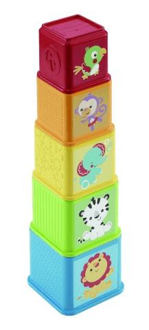 Fisher-Price Fisher Price Zvířátková věž
