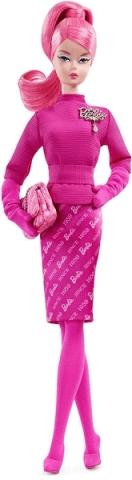 Mattel panenka 60. výročí pink