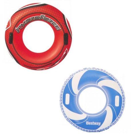 Mikro Trading Kruh nafukovací s úchyty průměr 102cm