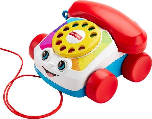 Fisher-Price Fisher Price Tahací telefon