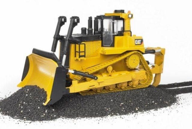 Bruder 2452 Velký buldozer Caterpillar