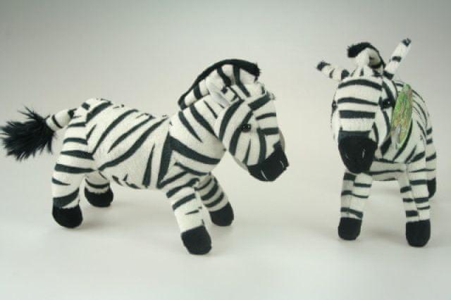 Lamps Plyš zebra