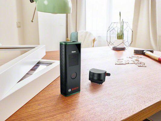 Bosch Zamo 3 laserski merilnik, komplet s 3 nastavki (0603672703)