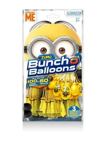 Zuru Vodní balónky Mimoni 3 pack
