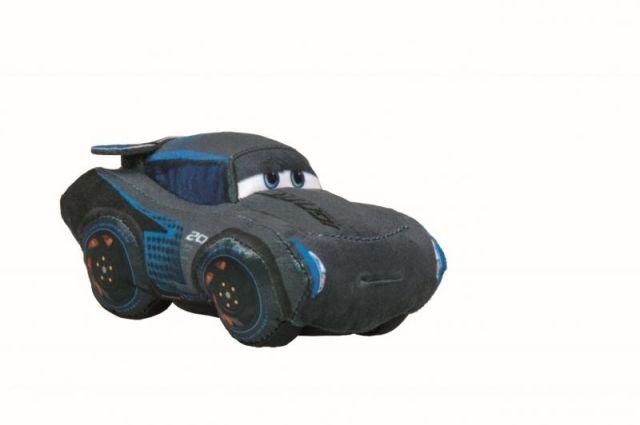 Dino Walt Disney CARS 3: Jackson Storm plyš 20cm