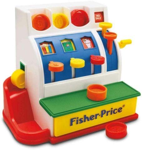 Fisher-Price Fisher Price POKLADNA