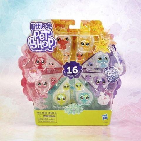 Littlest Pet Shop Velké balení květinových zvířátek