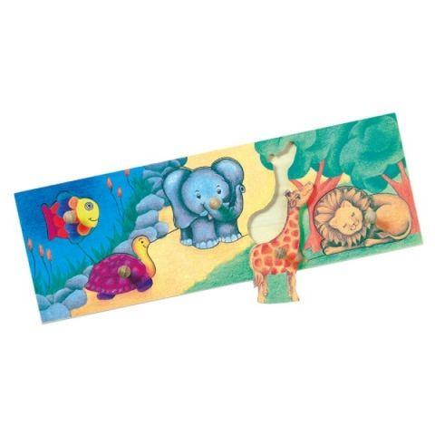 Mertens Puzzle - Zoo
