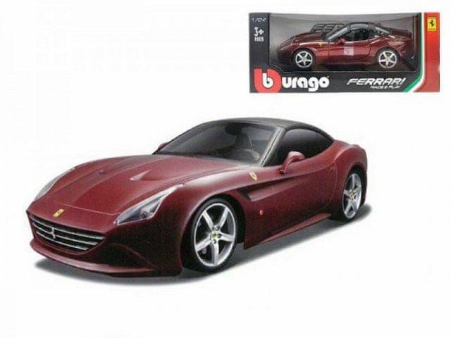 BBurago Auto Bburago 1:24 Ferrari Race & Play California T