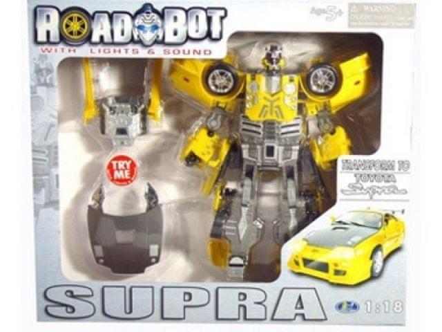 Mac Toys 1:18 Toyota Supra