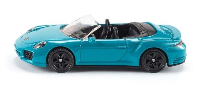 SIKU SIKU Blister 1523 - Porsche 911 Turbo S Cabriolet