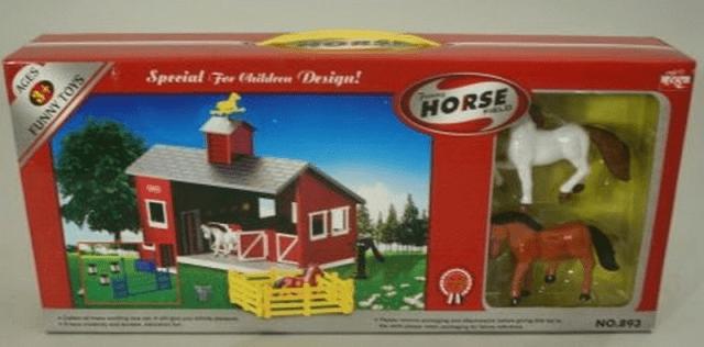 Lamps Stáj pro koně
