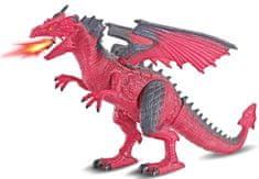Wiky Firegon (ohnivý drak) s efektmi RC 45 cm