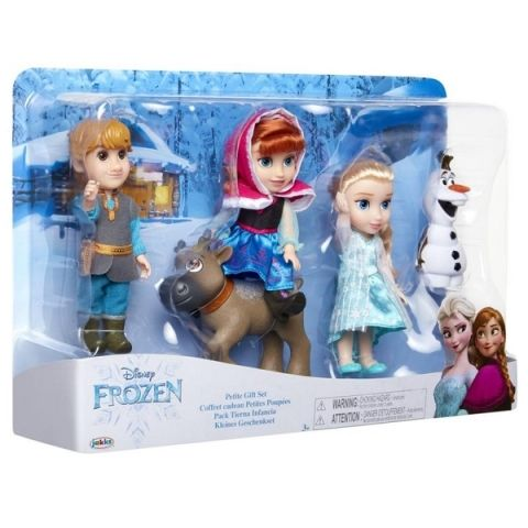 """Jakks Pacific Frozen 2: 6"""" velký set"""