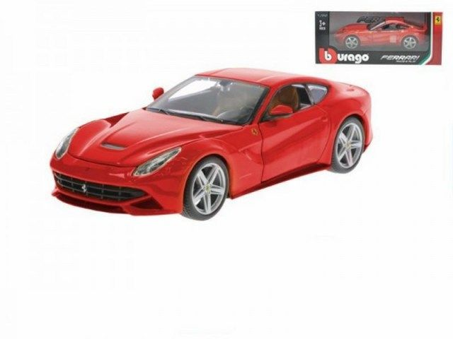 BBurago Auto Bburago 1:24 Ferrari Race & Play F12Berlinetta