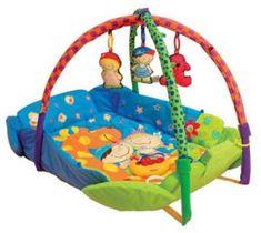K´s Kids Hrací deka s hrazdičkou